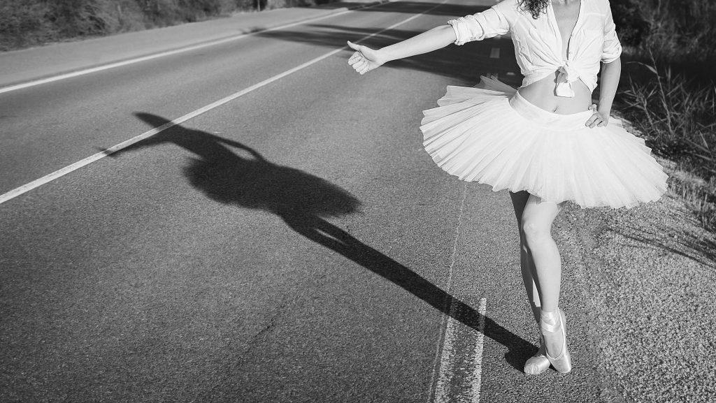 La ballerine de Linette Photographie