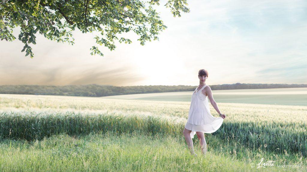 Portrait de femme de Linette Photographie